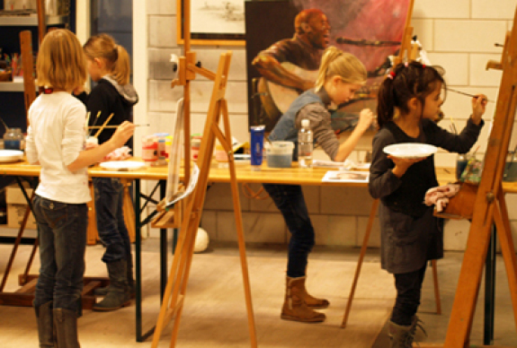 De Workshopsite - Kinderworkshop Gave Gezichten