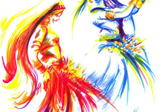 De Workshopsite - Buikdansen