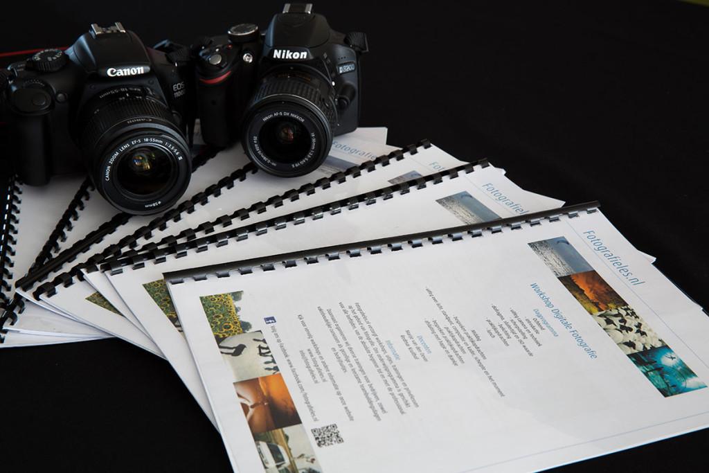 De Workshopsite - Basis Digitale Fotografie