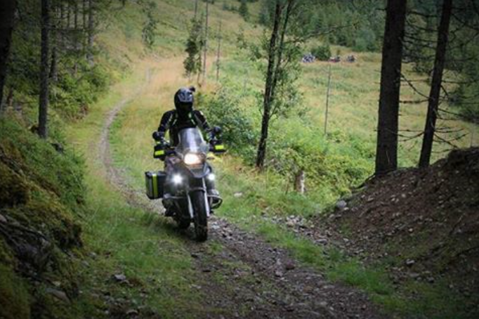 De Workshopsite - THE MOUNTAIN ADVENTURE MOTOR TOUR 2016
