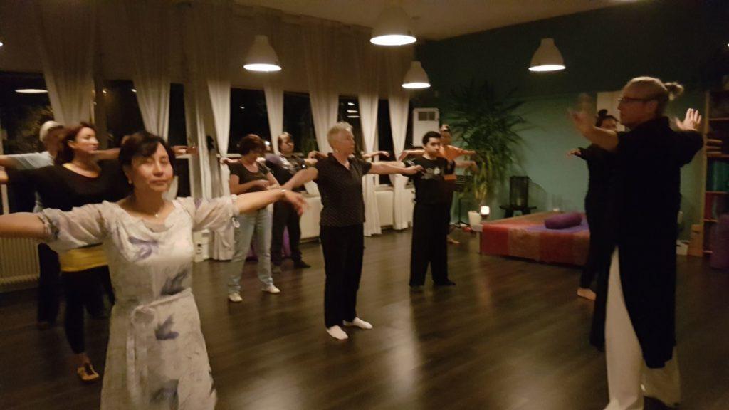 De Workshopsite - Bewegen als Water, Tai Chi Apeldoorn
