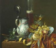 4-daagse masterclass stilleven en portret met Cornelis Le Mair