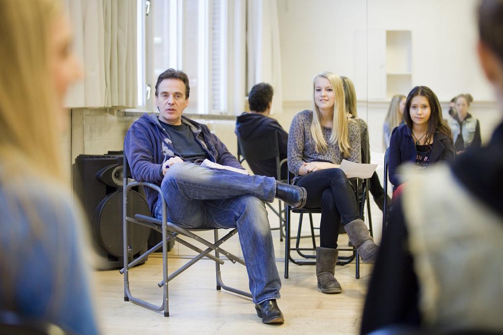 De Workshopsite - TV acteren I