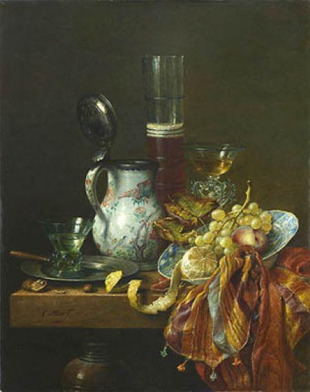 De Workshopsite - 4-daagse masterclass stilleven en portret met Cornelis Le Mair