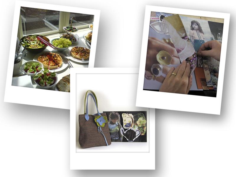 De Workshopsite - Designtas DeLuxe + lunch