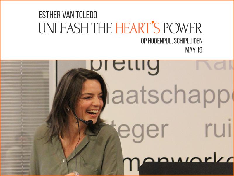 De Workshopsite - Unleash the heart's power