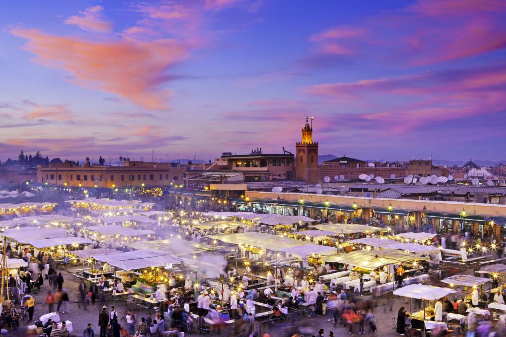 De Workshopsite - Arabsiche Kookworkshop in Marrakech met 4 daagse verblijf