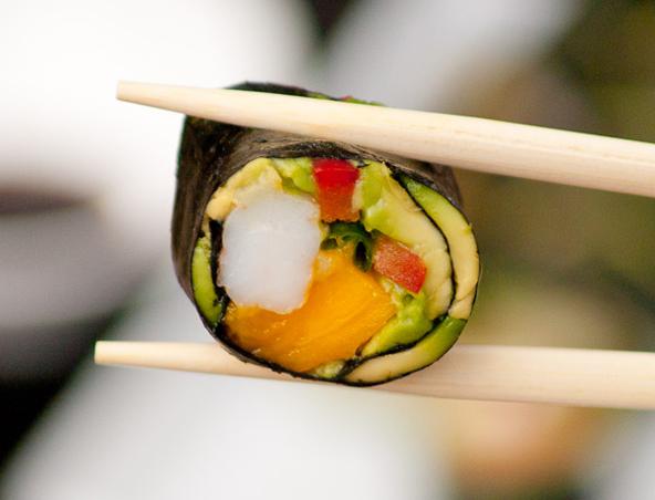 De Workshopsite - Sushi