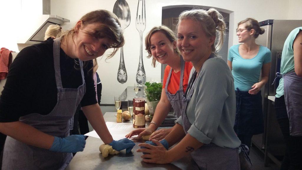 De Workshopsite - Italiaans Koken