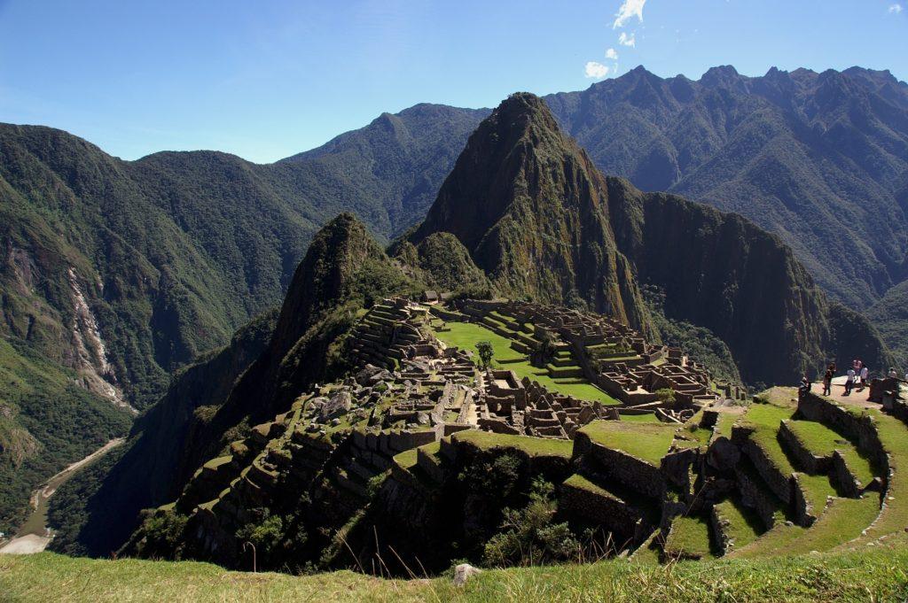 De Workshopsite - Hoe de Inca's in harmonie leefden